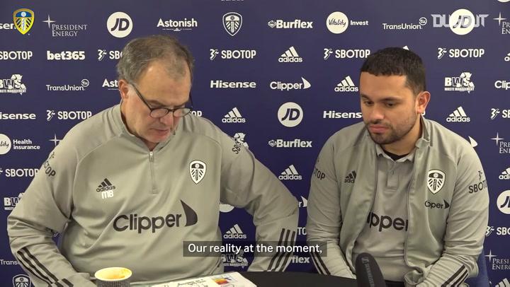 Bielsa: 'Naming the team wasn't incorrect'