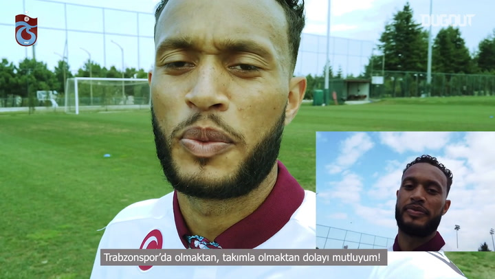 Lewis Baker Trabzonspor'da!