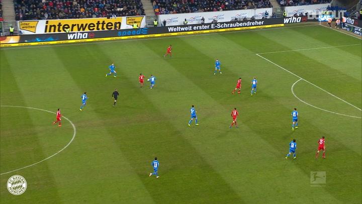 Goretzka at the double against Hoffenheim