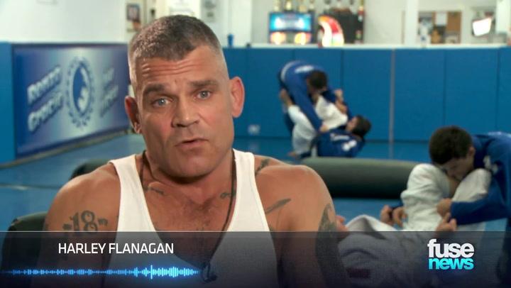 Shows: Fuse News: Harley Flanagan Interview