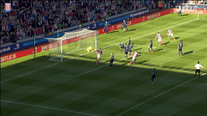 Charlie Adam's late winner vs Southampton