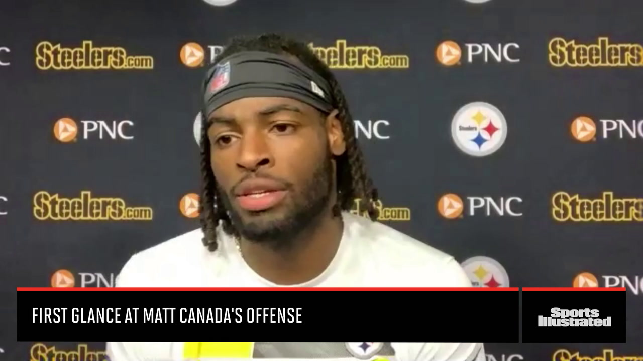 Steelers Rookies Give Insight to Matt Canada's Offense