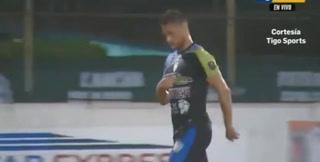 Ruso del Real de Minas, Evgeny Kavaev, anotó su primer gol en Honduras