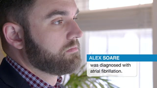 Alex Soare talks about his atrial fibrillation diagnosis and how Dr. Fisher at NorthShore Cardiovascular Institute helped him get back to his opera career.