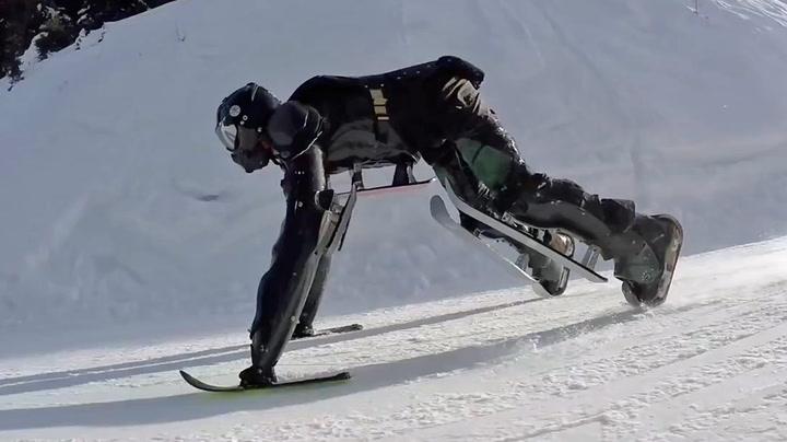Aldri før har det vært lettere å stå på ski