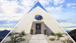 Own the Famed Malibu Pyramid House for $3.1M