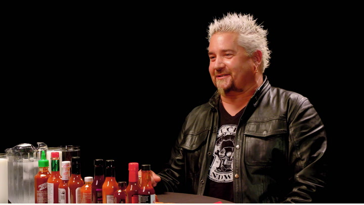 Guy Fieri: Hot Ones