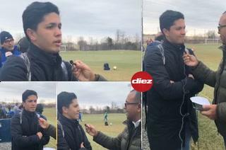 Periodista ecuatoriano y su pensar sobre la selección de Honduras