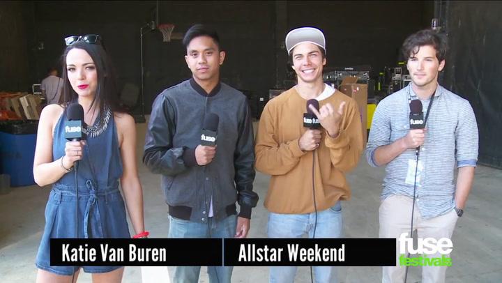 Festivals: Warped Tour: 2013:  All Star Weekend Interview