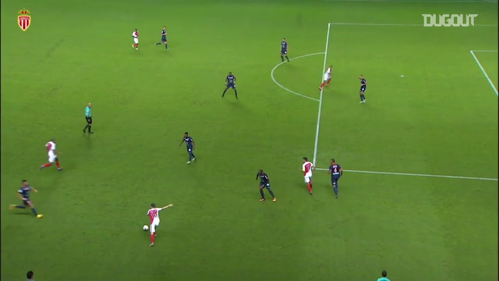 أفضل ٥ أهداف لموناكو أمام مونبيلييه