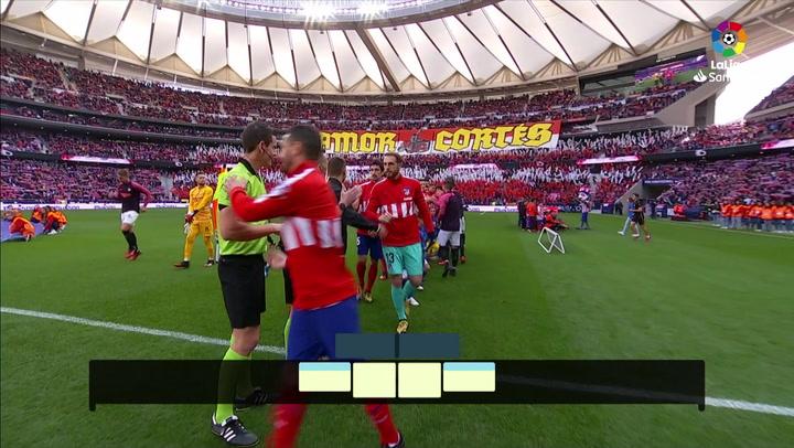 LaLiga (J27): Resumen y goles del Atlético 2-2 Sevilla