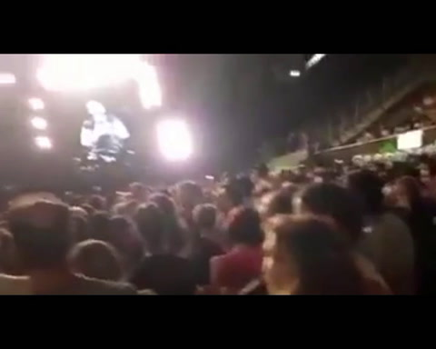 Coldplay vibró en La Plata y le dedicó el show a los rosarinos que murieron en el atentado en Nueva York