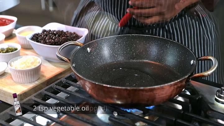 热身用黑豆汤和可可粉的划伤