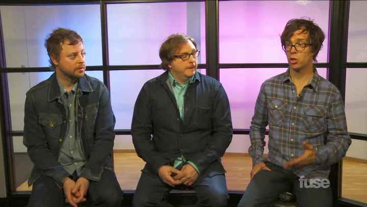 "Interviews: Ben Folds Five on Live Album: ""We're Rediscovering Our Band"""