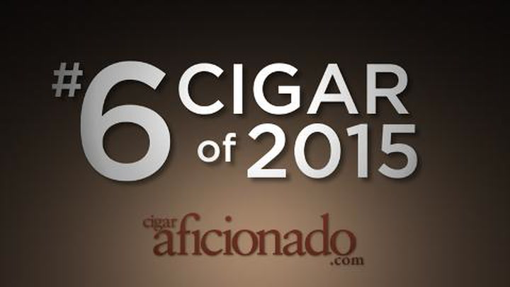 No. 6 Cigar of 2015