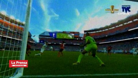 Estados Unidos 6-0 Trinidad y Tobago (Copa Oro)