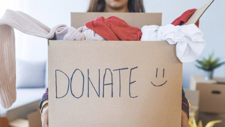 You Can't Donate That! 5 Things It's More Charitable to Toss