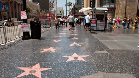 Walk of Fame  Gets New 'Star'