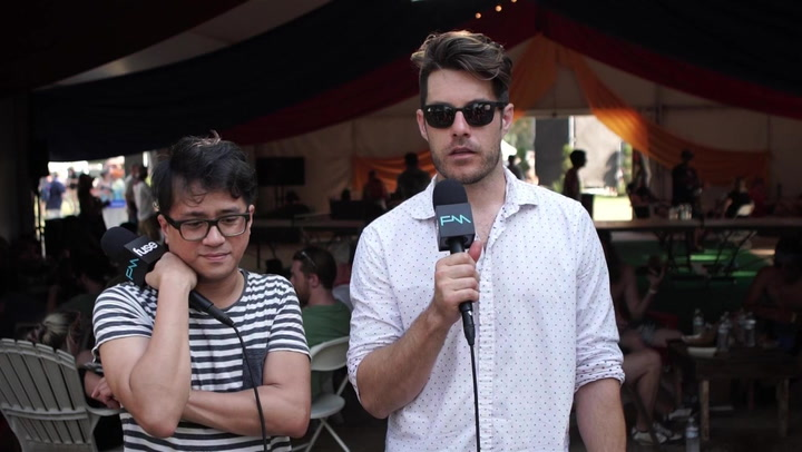 Saint Motel Detail Their Upcoming Album At Bonnaroo 2016