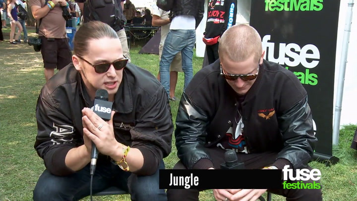 Interviews: Lollapalooza 2014: Jungle