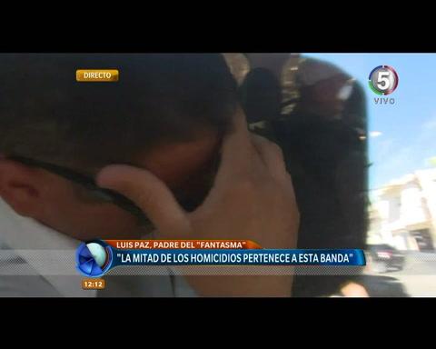 Luis Paz: De los 200 homicidios que hay por año en Rosario, la mitad los cometieron los Cantero