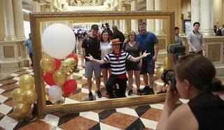 The Venetian celebrates 20 years