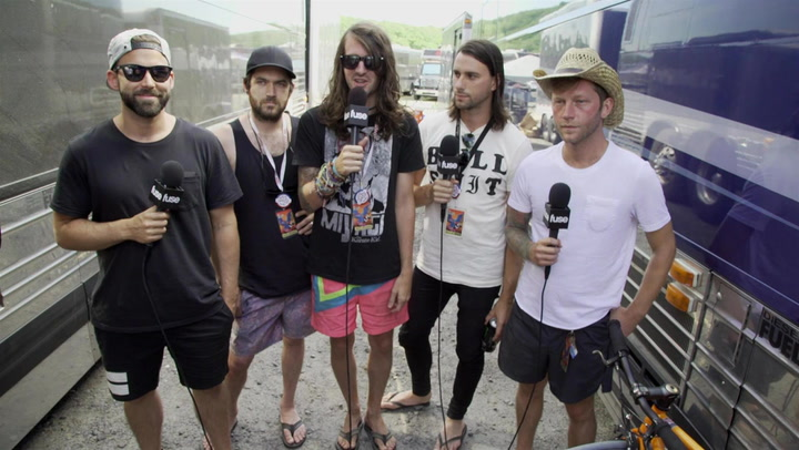 Mayday Parade Give First Hints About Their New Album's Sound