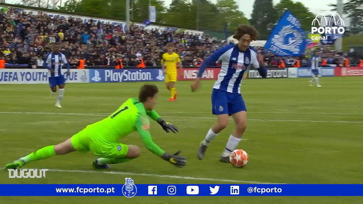 UEFA Youth League: FC Porto 3-1 Chelsea