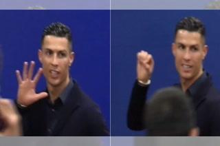 Cristiano Ronaldo lo hizo de nuevo: