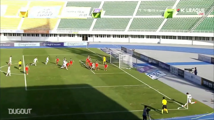 All Goals from K League Round 22