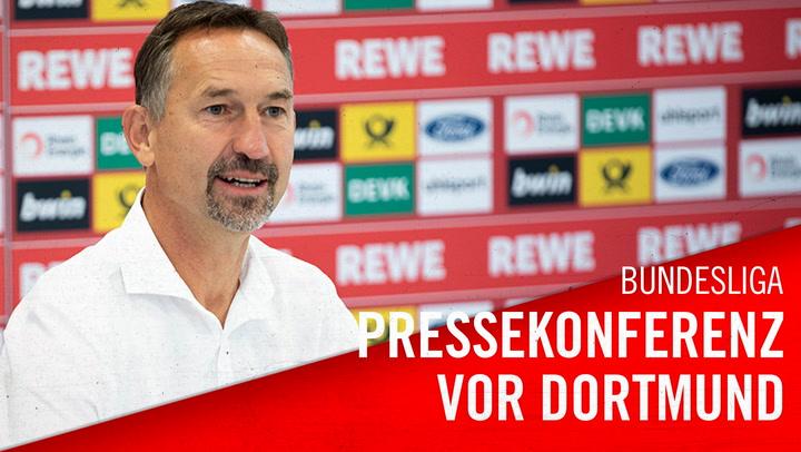 PK vor Dortmund