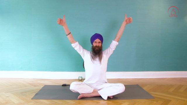 Kriya für bessere Laune