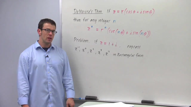 DeMoivre's Theorem - Problem 2