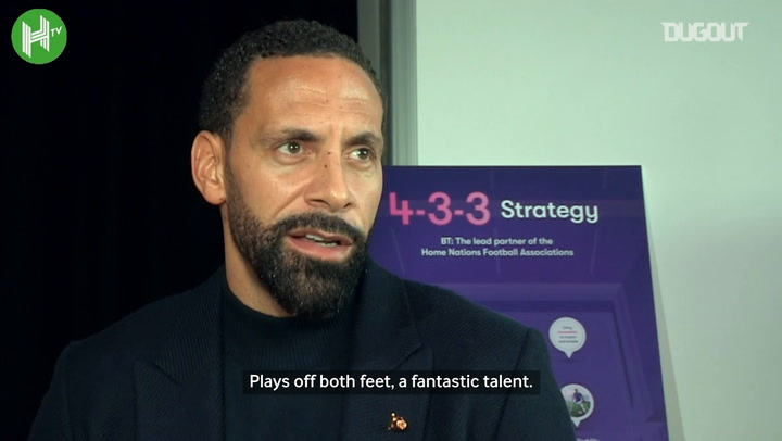 Rio Ferdinand: Mason Greenwood is a 'fantastic talent'