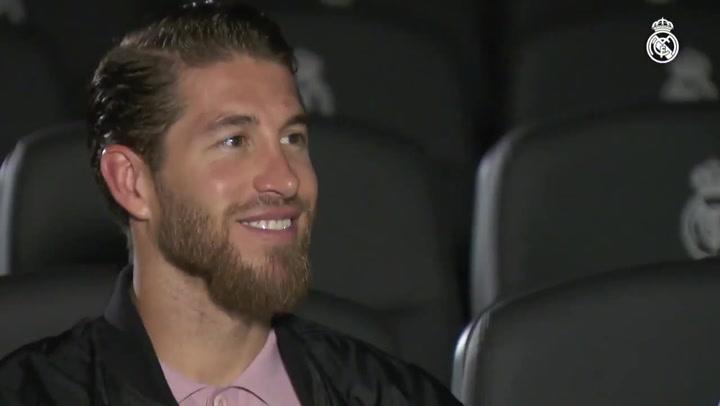 """Ramos: """"El de la Décima es el gol de mi carrera"""""""