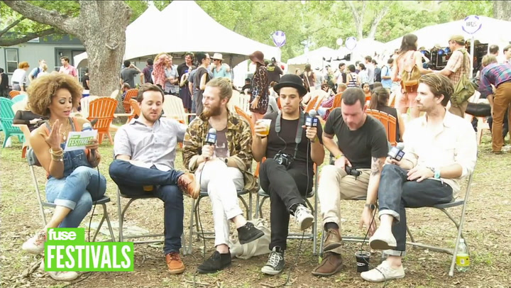 Festivals: ACL: Delta Spirit On How They Scored Their Austin City Limits Gig