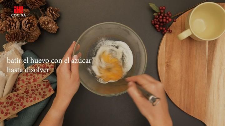 Roscón de Reyes Mug cake