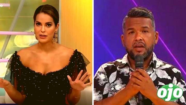 """Valeria Piazza sobre disculpas de """"Choca"""" Mandros: """"Yo no sé qué pasaría si me da el Covid-19"""""""