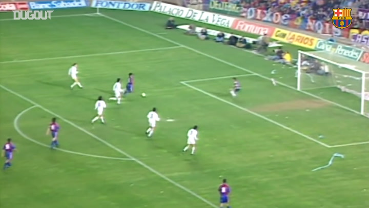 Throwback: Barça Put Real Madrid To The Sword