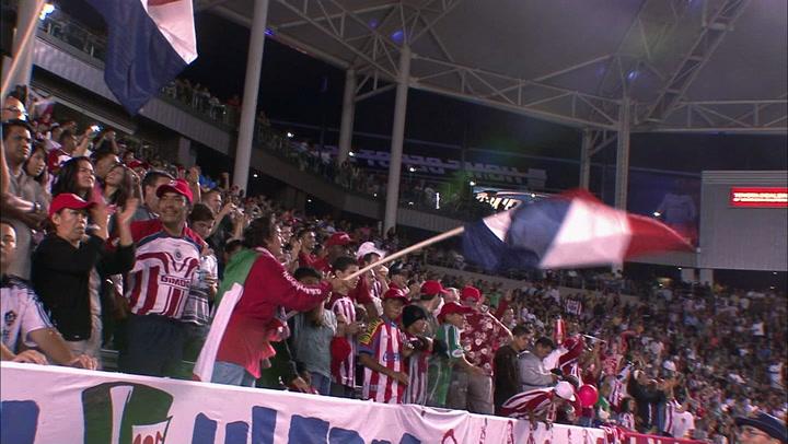 Chivas vs. Galaxy