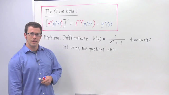 The Chain Rule - Problem 4