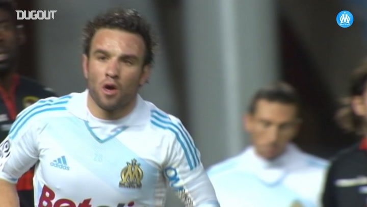 OM's fightback vs Lorient after Valbuena's incredible strike