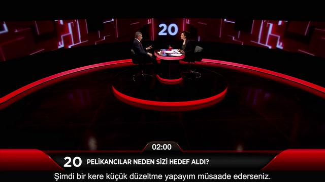 Jülide Ateş ile 40 - Pelikancılar neden Ahmet Davutoğlu'nu hedef aldı?