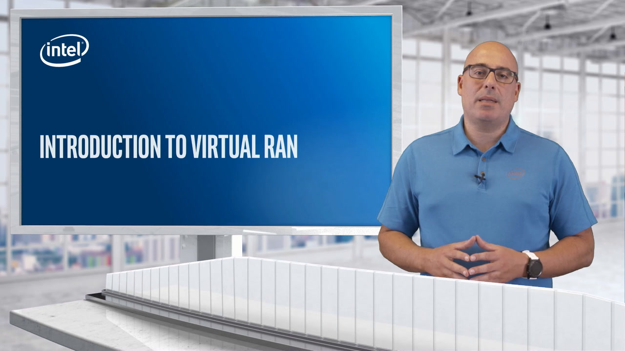 Chapter 1: Introduction to Virtual RAN