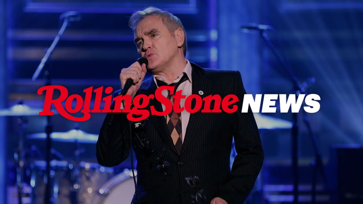 Morrissey Reacts to 'Simpsons' Mockery | RS News 4/20/21
