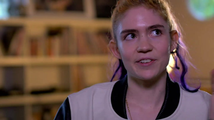 Grimes Explains the Characters in Flesh Without Blood