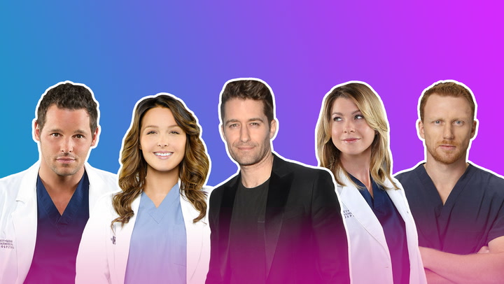 Matthew Morrison Knows Exactly How <em>Grey's Anatomy</em> Could Bring Him Back