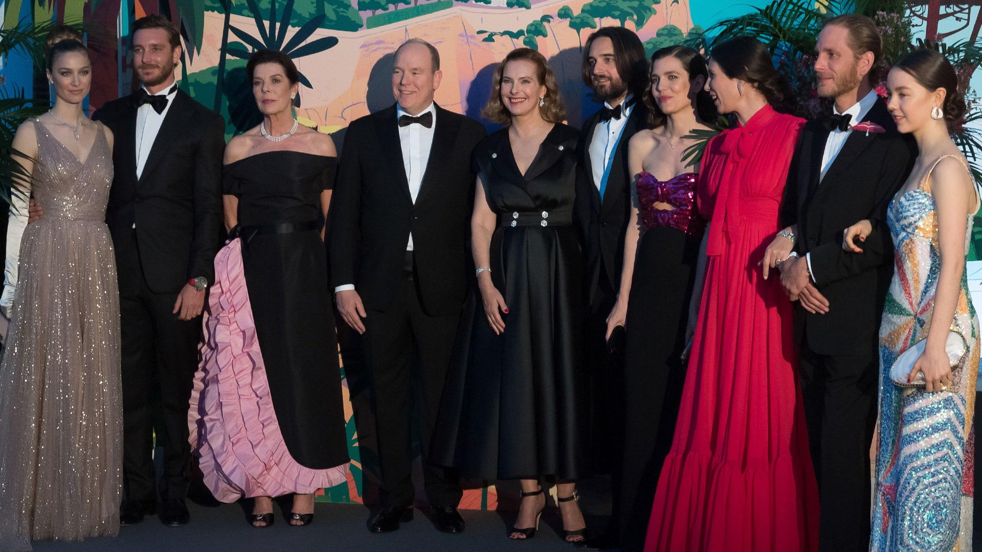 Anécdotas del Baile de la Rosa 2019