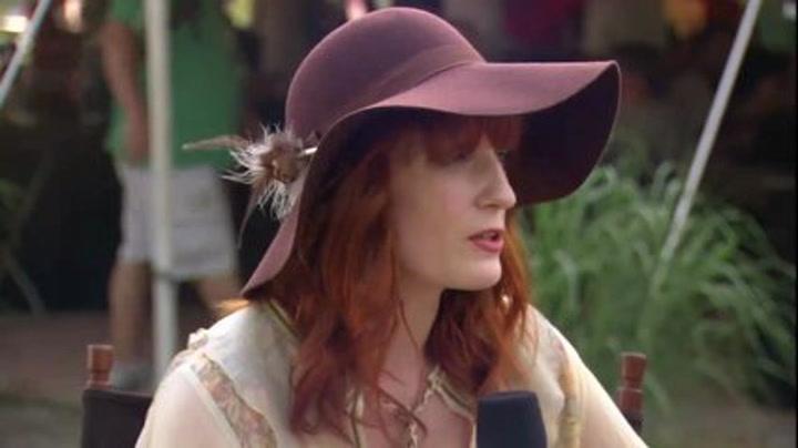 Florence + The Machine: Fast Success - Bonnaroo 2011