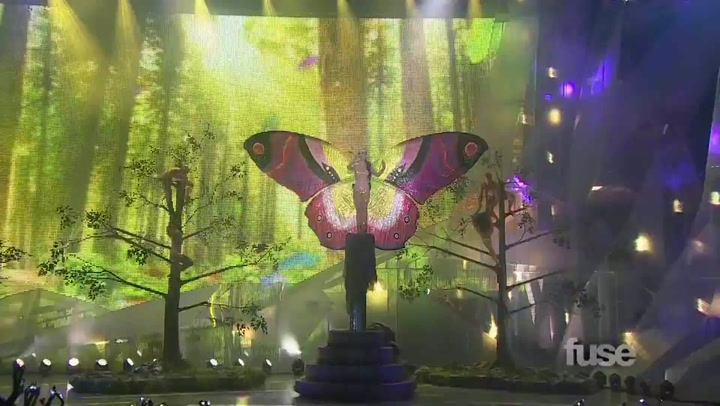 """Shows: Fuse Presents: MMVA Performance Excerpt - Katy Perry """"Wide Awake"""""""